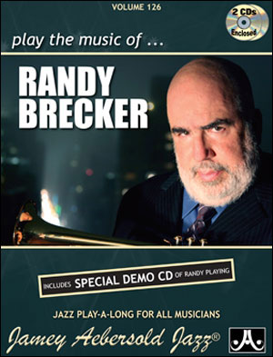 A wonderful collection of 13 original jazz songs by the masterful artist composer Randy Brecker, comprising a wide variety of modern and straight-ahead styles