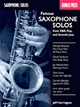 Famous Saxophone Solos  Book of Transcriptions for Sax